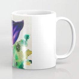Violet Orchid Coffee Mug