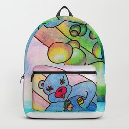 BLOWING BUBBLES Backpack