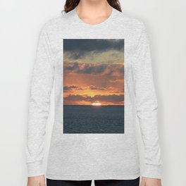 Heavenly Sunset Long Sleeve T-shirt