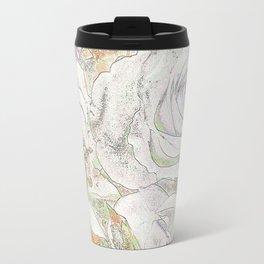 Soft Watercolors -Roses Travel Mug