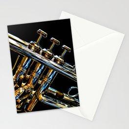 Music Bath Stationery Cards