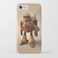 prometheus iPhone & iPod Cases featuring Prometheus | Chrono Trigger by Geison Araujo