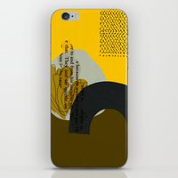 sand iPhone & iPod Skins featuring Sand by Jasmine Sierra