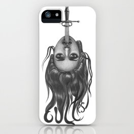 Sword Swallower iPhone Case