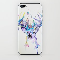 In My Mind iPhone & iPod Skin