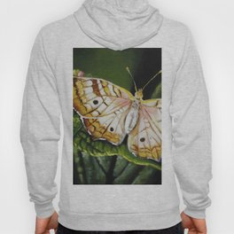 "Original Painting ""Butterfly Broadly"" Hoody"