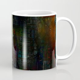 A street too quiet Coffee Mug