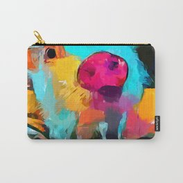 Mini Pig Carry-All Pouch