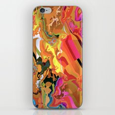 Fractured Strata iPhone & iPod Skin
