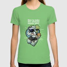 Self Aware & Not Impressed T-shirt