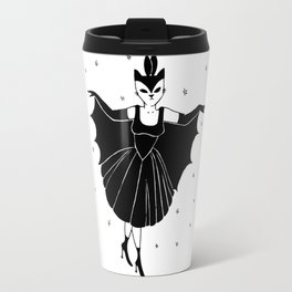 Bat girl is not bad Travel Mug