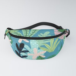 Into the jungle - twilight Fanny Pack