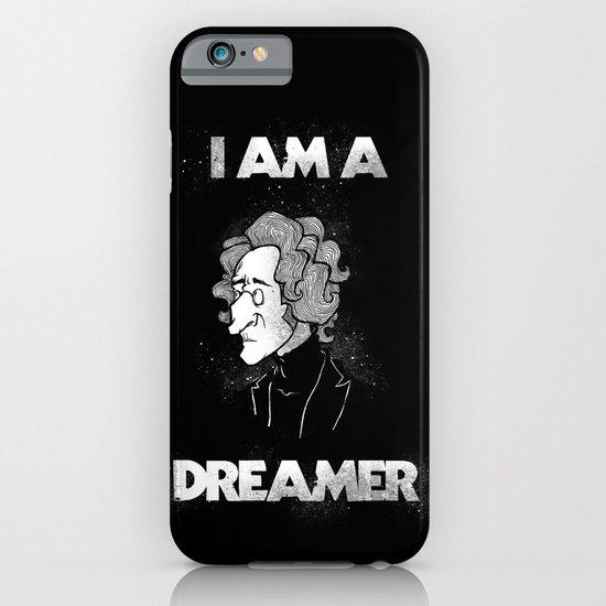 I am a Dreamer - Lennon Illustration iPhone & iPod Case
