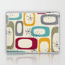 Mid Century Modern Shapes 01 #society6 #buyart  Laptop & iPad Skin