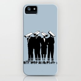 CCTV Government iPhone Case