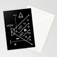 Soundbeams Stationery Cards