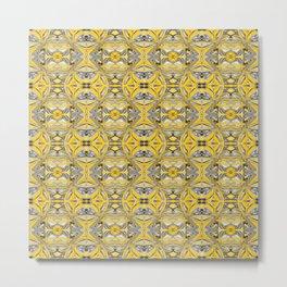 Phillip Gallant Media Design - Pattern XXVII June 21 2020 By Phillip Gallant Metal Print