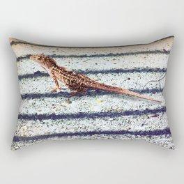 The Lizard Rectangular Pillow