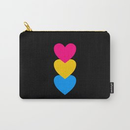 Pansexuality in Shapes Carry-All Pouch