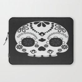 Sugar baby skull Laptop Sleeve
