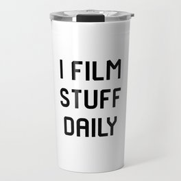 I Film Stuff Daily Movie Directors Film School Travel Mug