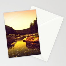 Let the Creek Take You Away Stationery Cards