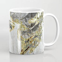 Silver Screen Bette Davis Coffee Mug