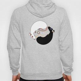 Yin Yang Rats Hoody