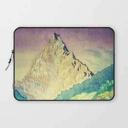 Sleeping in Colours at Minna Laptop Sleeve