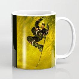 Snowboarding #1  Coffee Mug