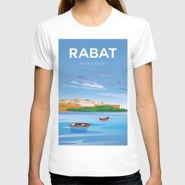 Rabat Morocco T-shirt