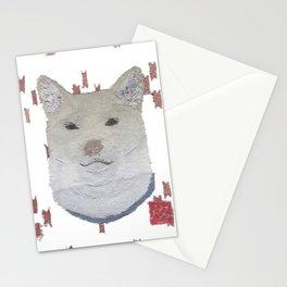 SHIBA INU, DOG Stationery Cards