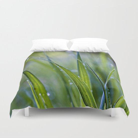cool rain Duvet Cover