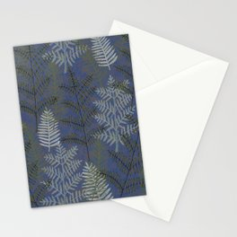 Ferns Slate Stationery Cards