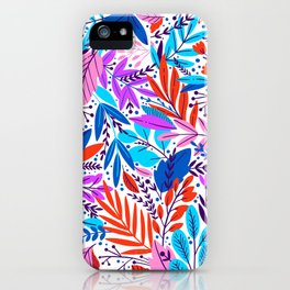 Exotic Pattern 06 iPhone Case