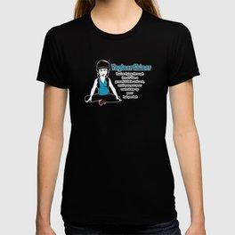 Vaginer Shiner - Derby definition Series 1 T-shirt