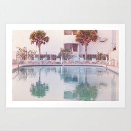 Palm Springs Summer, No. 2 Art Print
