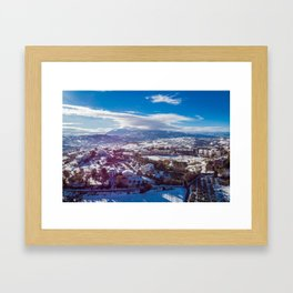 Shrouded Framed Art Print