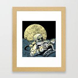 Superstition Over Science by Tom Bond Framed Art Print