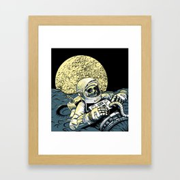 Superstition Over Science by Tom Bond Framed Art Print
