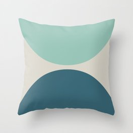 Abstract Geometric 22 Throw Pillow