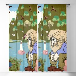 Norwegian giant  Troll 2 Blackout Curtain