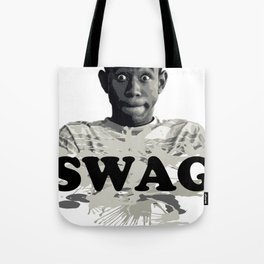 Tyler The Creator SWAG Tote Bag
