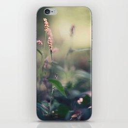Purple Beauty iPhone Skin