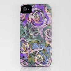 Rosey iPhone (4, 4s) Slim Case