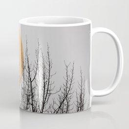 Birds and tree silhouette Coffee Mug