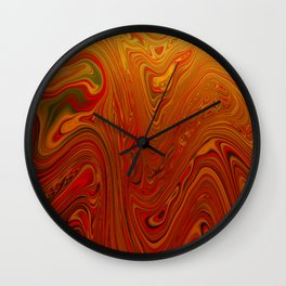 Oblivious to the Obvious Wall Clock