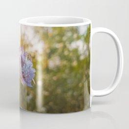 Knautia arvensis Coffee Mug