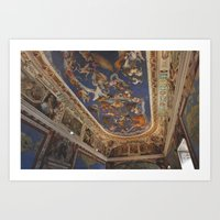 baroque Art Prints featuring Baroque by Lorenzo Bini