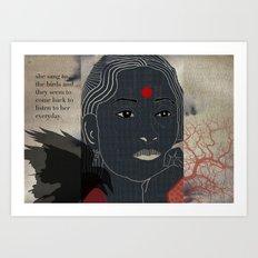134.b Art Print